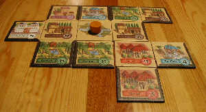 Alhambra Spiel