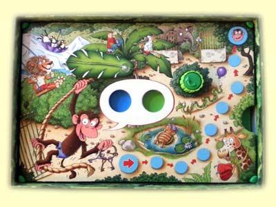 Ravensburger 249459 Der verdrehte Sprach-Zoo