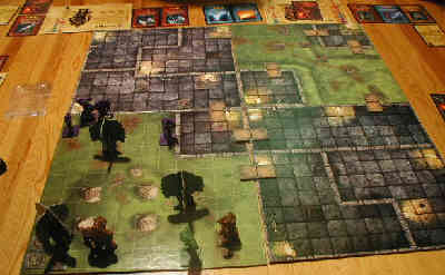 Dungeon And Dragons Brettspiel