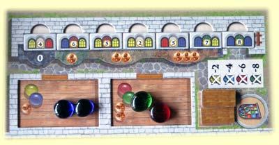 h ll9000 rezension kritik spiel fresko die glaser. Black Bedroom Furniture Sets. Home Design Ideas