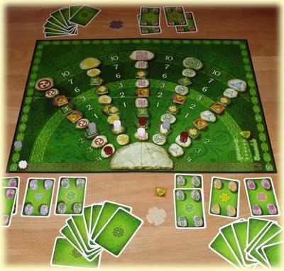Keltis Brettspiel
