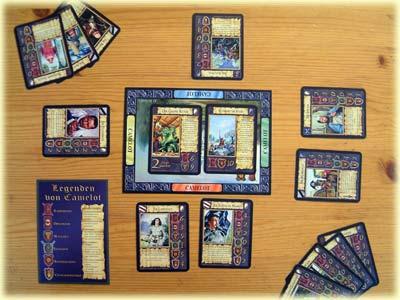 Camelot Spiel