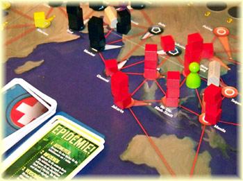 spiel pandemie