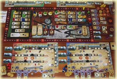 american railroads brettspiel