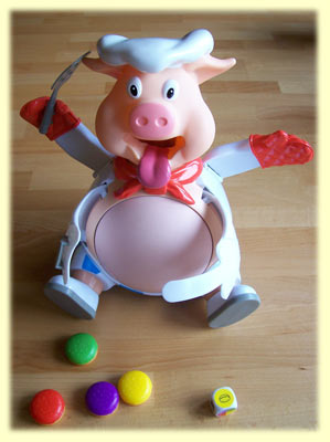 Schweine Spiel