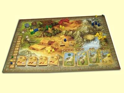 Stone Age Spiel