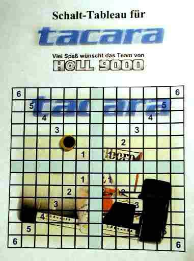 Unser Tacara-Schalttableau downloaden