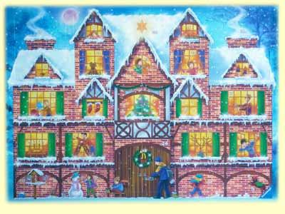Weihnachtskalender Tiptoi.H Ll9000 Rezension Kritik Spiel Tiptoi Adventskalender 8748
