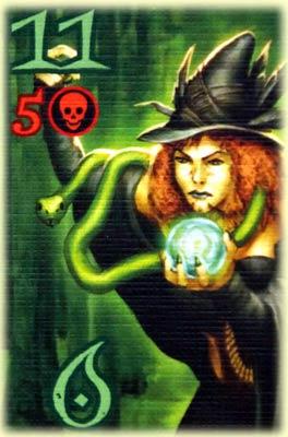 witches spiel
