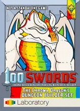 100 Swords: The Chroma Dragon´s Dungeon Builder Set