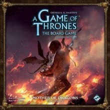 A Game of Thrones: The Board Game (Second Edition) – Mother of Dragons / Der Eiserne Thron: Das Brettspiel 2. Edition – Mutter der Drachen