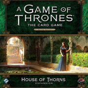 A Game of Thrones: The Card Game (Second Edition) – House of Thorns