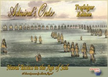 Admiral's Order: Naval Tactics in the Age of Sail - Trafalgar Expansion