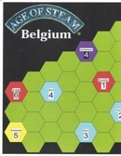 Age of Steam: Belgium