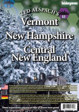 Age of Steam Expansion: Vermont, New Hampshire & Central New England