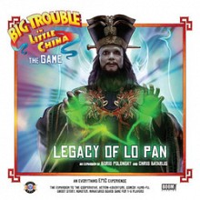 Big Trouble in Little China: The Game – Legacy of Lo Pan