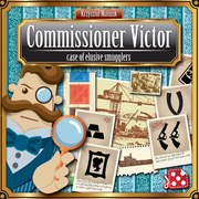 Commissioner Victor: Case of Elusive Smugglers