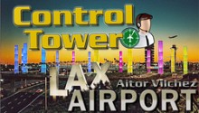Control Tower: LAX Airport