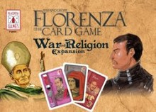 Florenza: The Card Game: War and Religion