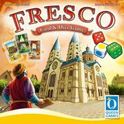 Fresco: Card & Dice Game