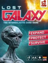 Lost Galaxy: The Intergalactic Card Game