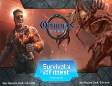 Ophidian 2360: Survival of the Fittest – War Machine vs. Bio-Hazard