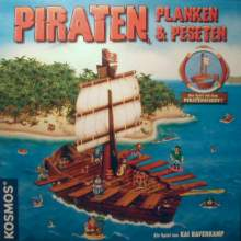 Piraten Planken & Peseten