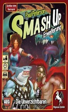 Smash Up: Die Unverzichtbaren