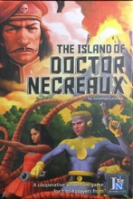 The Island of Doctor Necreaux: Second Edition