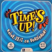 Time�s up!