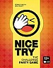 NICE TRY: The Challenge Party Spiel