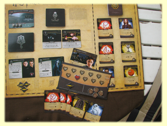 H Ll9000 Rezension Kritik Spiel Harry Potter Kampf Um Hogwarts Hogwarts Battle 12398