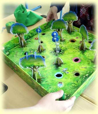 Spiel Zauberwald