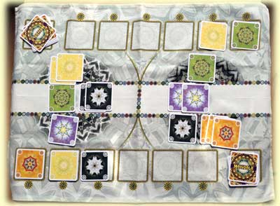Mandala Spiel